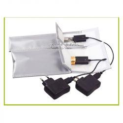 Tasca antincendio per caricatori e batterie  - 2