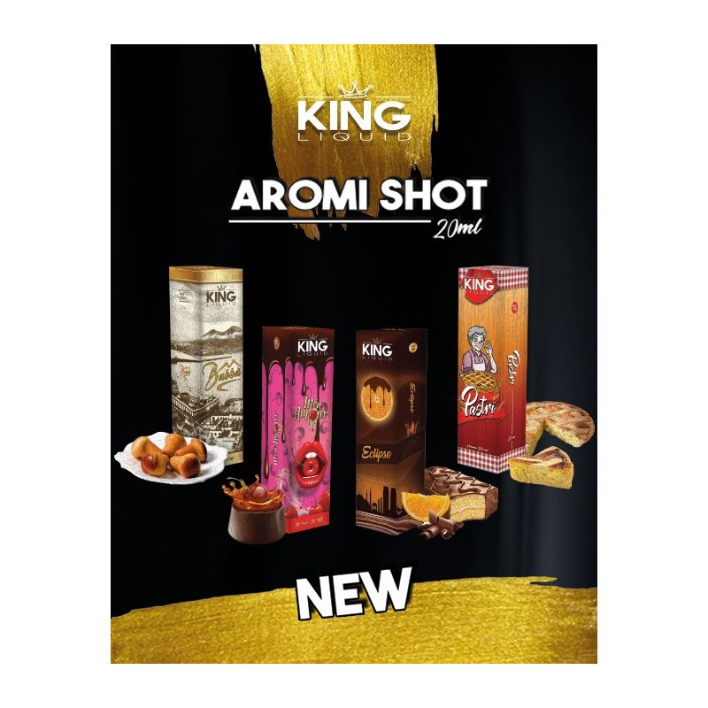 King Liquid - Shot 20ml King Liquid - 1