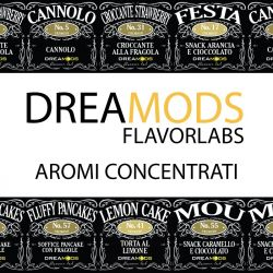 Dreamods aromi 10ml