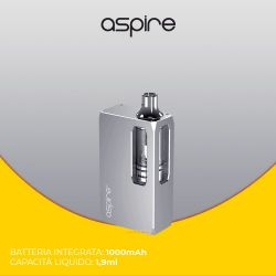 Kit Aspire K1 Stealth 1000mAh Aspire - 1