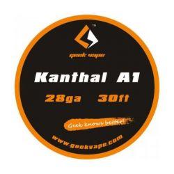 GEEKVAPE - Kanthal A1 0.32mm (28ga) 10m Geek Vape - 1