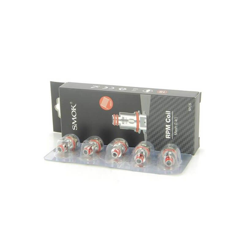 Resistenze Coil Smok - RPM40 Pod Mod 0,3ohm Mesh