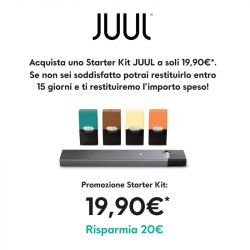 Juul black starter Kit