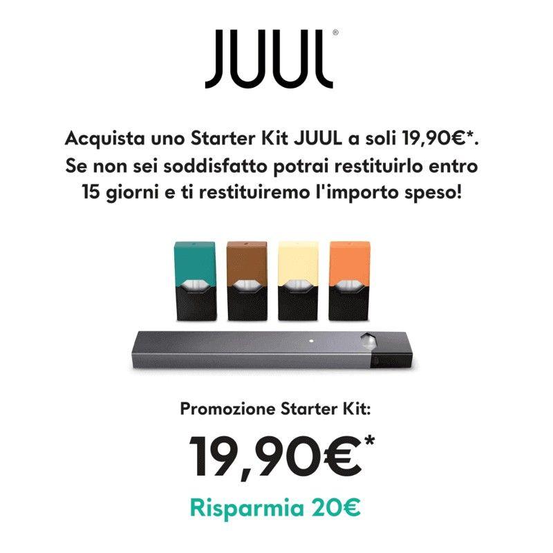 Juul black starter Kit Juul - 1