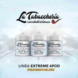 Extreme 4 Pod White - La Tabaccheria