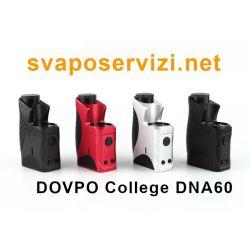 College DNA60 Black Dovpo - 1