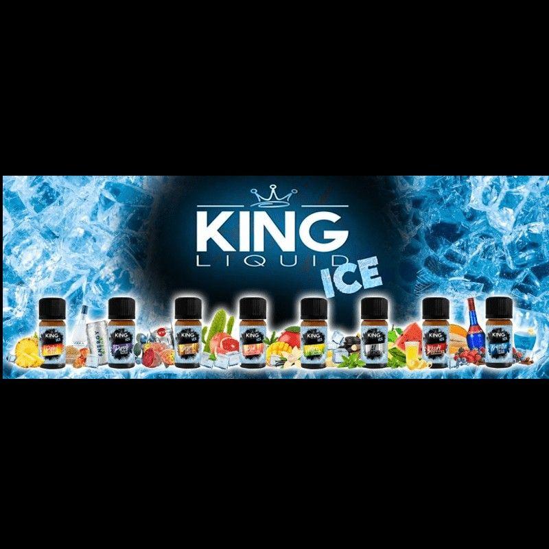 King Liquid ICE Aromi 10ml King Liquid - 1