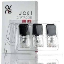 3 Pod compatibili Juul Riutilizzabili 0,7ml 2.0ohm Ovns  - 1