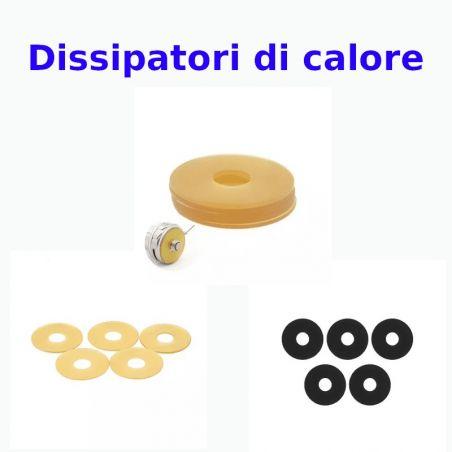Dissipatore di calore 22/24 mm a disco Generico - 1