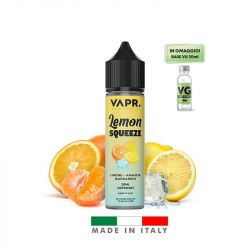 VAPR. Lemon Squeeze - Vape Shot 20ml  - 1