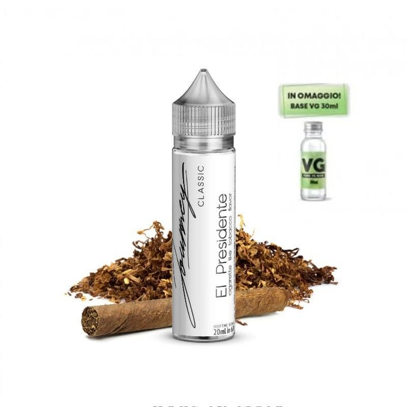 Journey Classic El Presidente 20ml VG in omaggio - 1