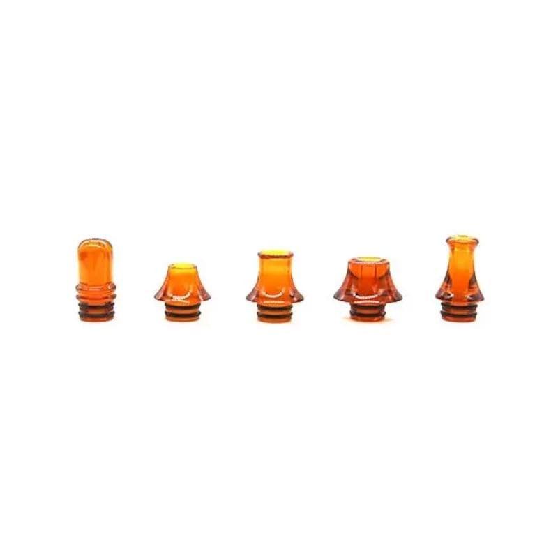 5 Drip Tip in ultem per MTL DL DTL Reewape - 1