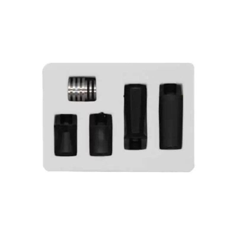Drip tip per atomizzatori MTL guancia