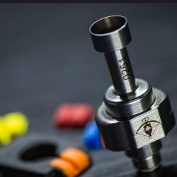 SVT Crossbow MTL Billet Box Swiss Vape Technology - 1