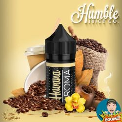 Coffee Tobacco (30ml) Havana Juice Co.  - 1