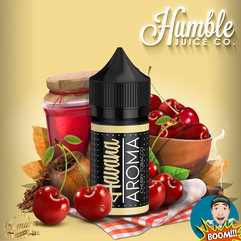 Cherry Tobacco (30ml) Havana Juice Co.  - 1