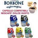 Capsule Caffè Borbone Nescafé® Dolce Gusto® - 1
