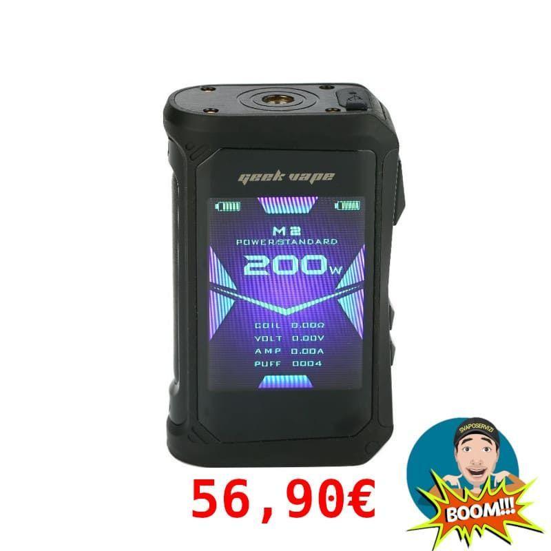 Geekvape Aegis X 200W TC Mod Geek Vape - 1