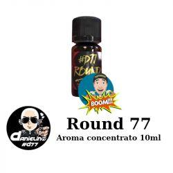 Round D77 Aroma Concentrato 10ml  - 1