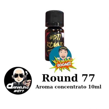 Round D77 Aroma Concentrato 10ml Super Flavor - 1