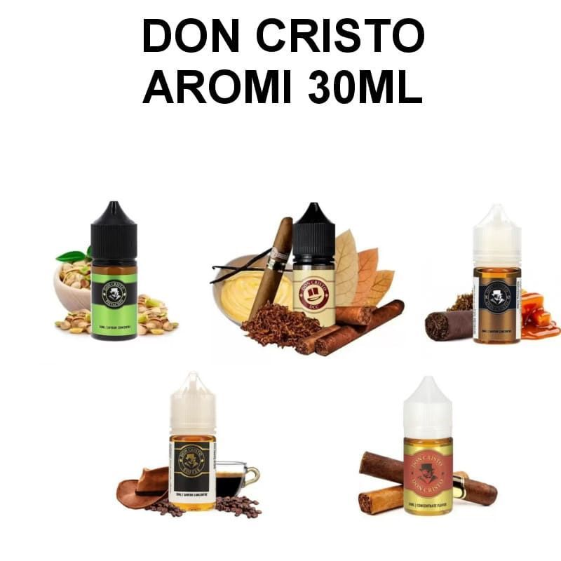 Don Cristo Aromi 30ml - 1