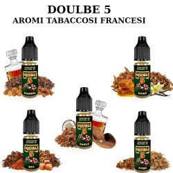 Double 5 Tabaccosi 10ml FUU