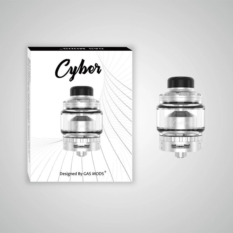 Cyber RTA 24mm - Gas Mods