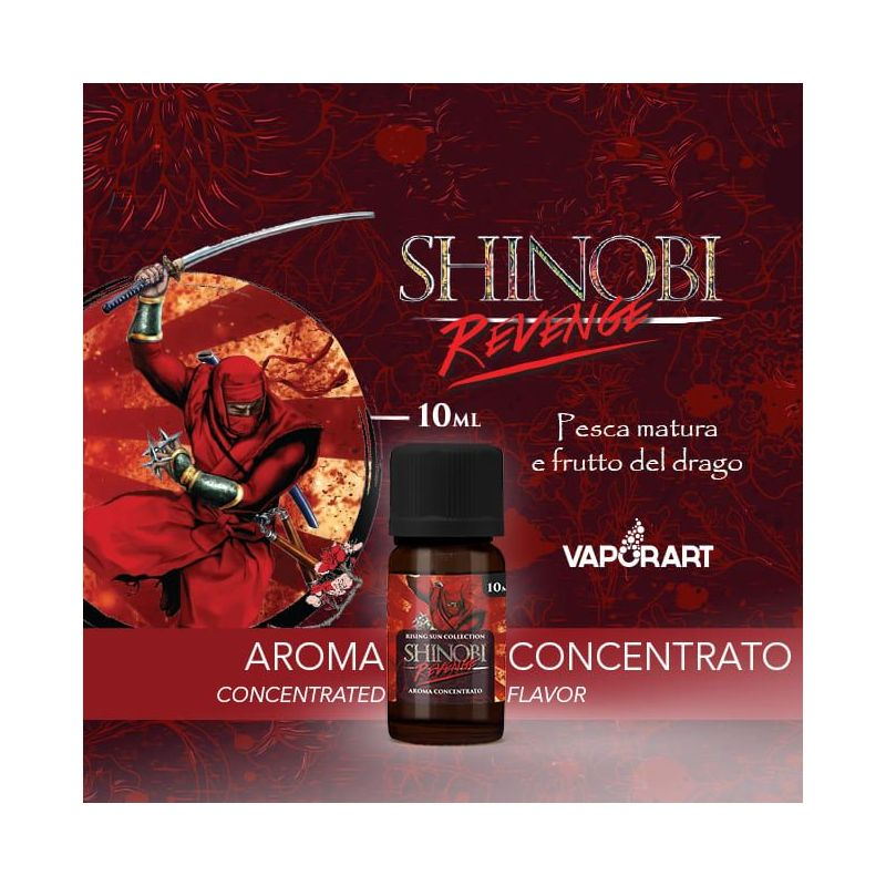 Aroma Shinobi Revenge Vaporart - 1