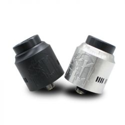 Nightmare Mini RDA 25mm Suicide Mods di Vaperz Cloud  - 1