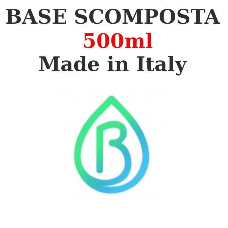 Base scomposta 500ml Basita 50/50  - 1
