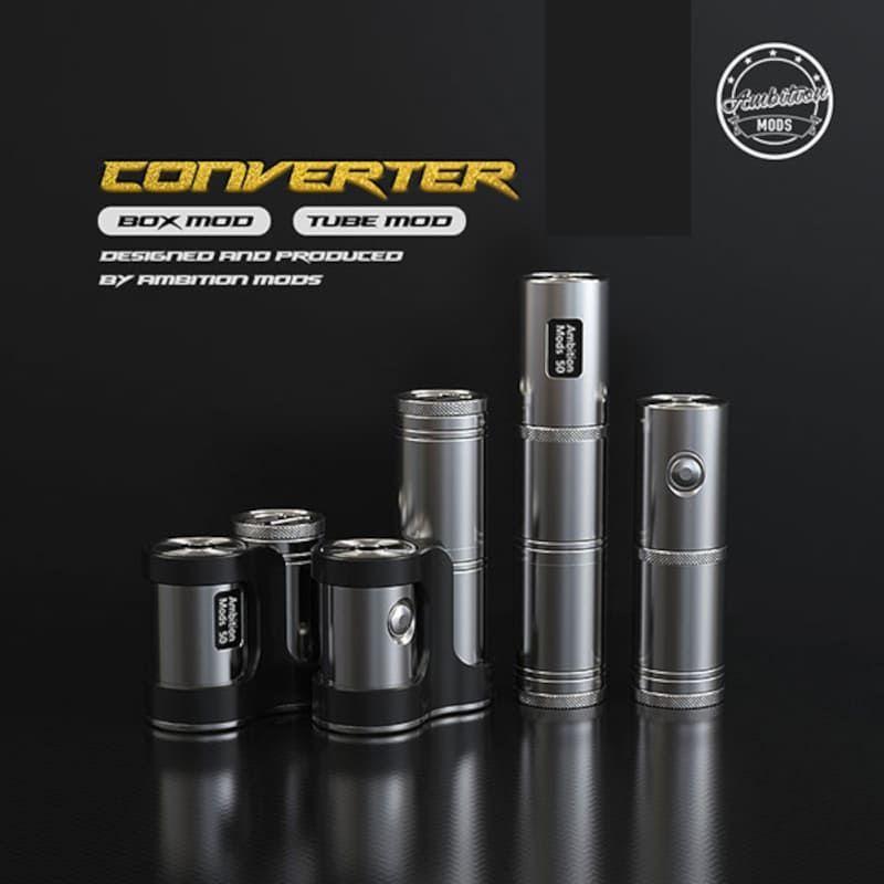Converter Full Kit Ambitions Mods  - 1