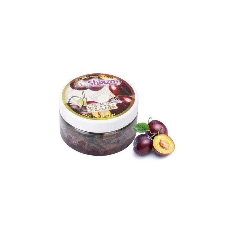 Pietre aromatizzate narghilè Shiazo 100gr Prugne Shiazo - 1