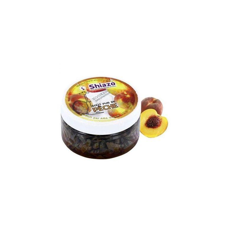 Pietre aromatizzate narghilè Shiazo 100gr Pesca Shiazo - 1