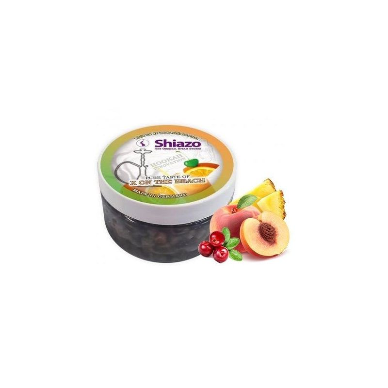 Pietre aromatizzate narghilè Shiazo 100gr Mix frutta Shiazo - 1