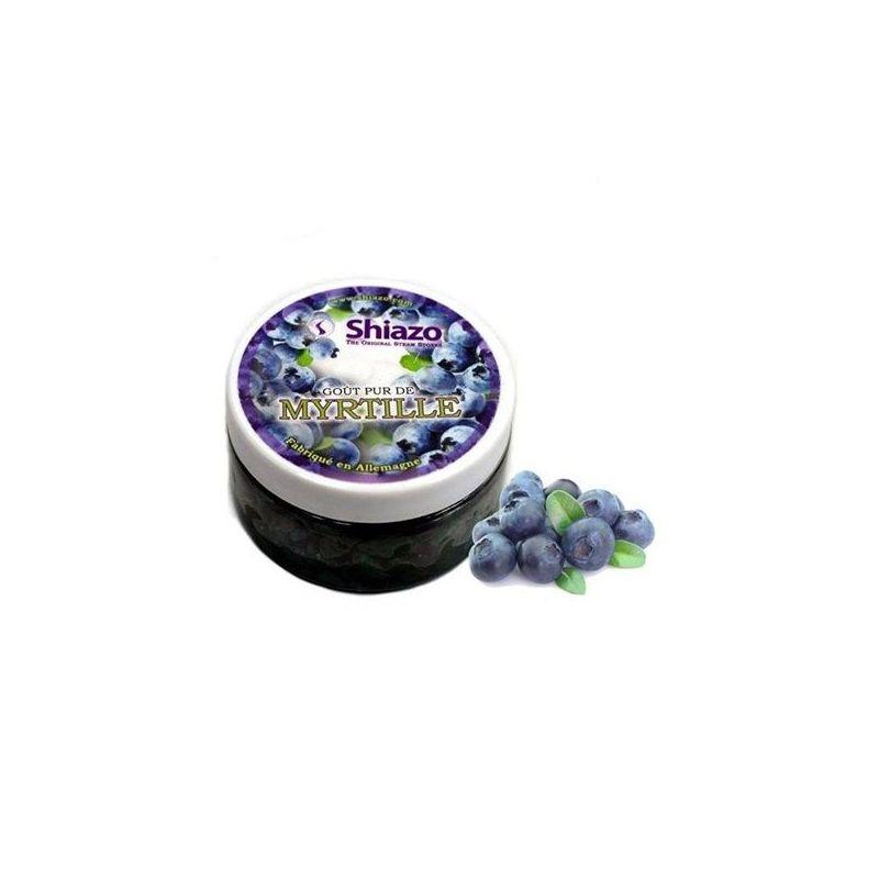 Pietre aromatizzate narghilè Shiazo 100gr Mirtilli Shiazo - 1