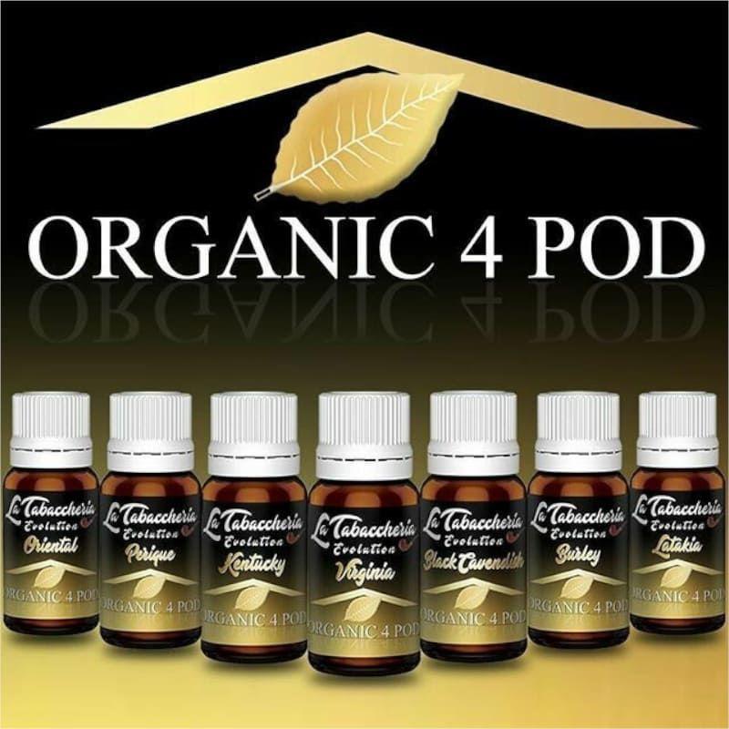 Aromi Organic 4 Pod - La Tabaccheria La tabaccheria - 1