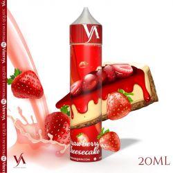 Strawberry Cheesecake Scomposto 20 ml Valkiria - 1