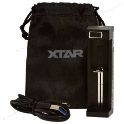 MC1 PLUS XTAR Caricabatterie Xtar - 1