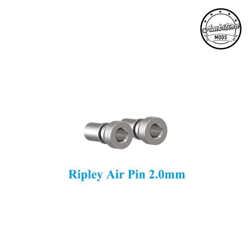 pin aria 2.0mm atomizzatore ripley compreso nel prezzo