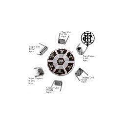 Hexapak 36 Coil Pronte THC  - 1