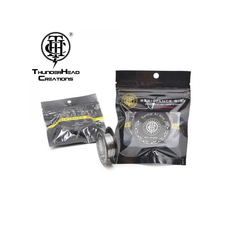 THUNDERHEAD CREATIONS Double Twisted Kanthal - Kanthal
