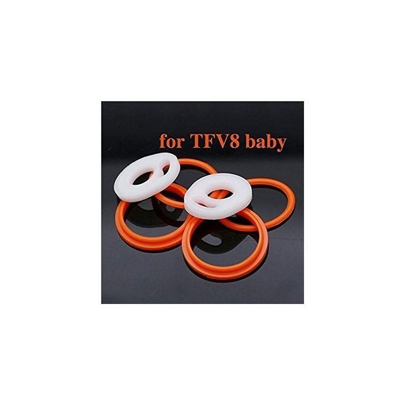 O-Ring Set SMOK TVF8 e TVF8 Big Baby
