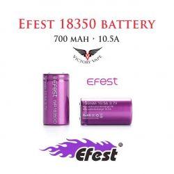 Efest 18350 700mAh batteria Efest - 1